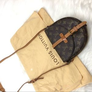 Louis Vuitton monogram Shanti crossbody bag